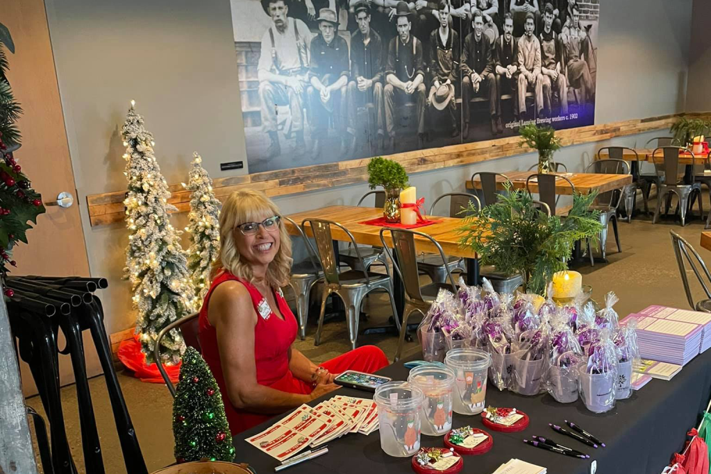 Book the Meeting Room at Lansing Brewing Company for your holiday parties in Lansing, MI.